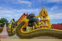 buddistisk thailand för konstbuddhism unikhet Arkivbilder