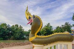 buddistisk thailand för konstbuddhism unikhet Fotografering för Bildbyråer