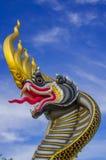 buddistisk thailand för konstbuddhism unikhet Royaltyfria Bilder