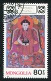 buddistiska gudar Arkivfoto
