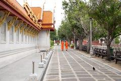 buddistiska monks Royaltyfri Foto