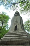 Buddistiska strukturer Arkivfoton