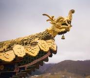 Buddistiska symboler i dagliga objekt Arkivfoto