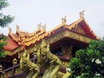 Buddistiska tempel Royaltyfria Bilder