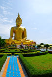 buddistiska thailand Royaltyfri Fotografi