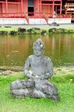 buddistiskt byodotempel Royaltyfri Bild