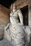 buddistiskt gudbeskyddande Arkivfoton