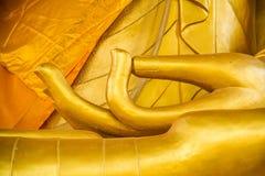 Buddistiskt handtecken Royaltyfri Bild
