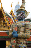 buddistiskt skulpturtempel Royaltyfri Bild