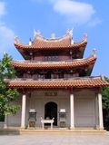 buddistiskt tempel Royaltyfri Bild