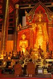 buddistiskt tempel royaltyfria foton