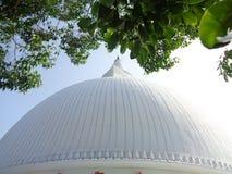buddistiskt tempel Arkivfoto