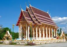 Buddistkyrka Arkivfoto