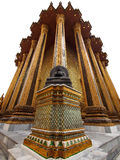 Buddiststandbeeld Stock Foto