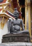 Buddiststandbeeld Stock Afbeeldingen