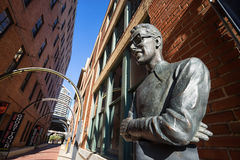 Buddy Holly statue Stock Images