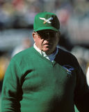 Buddy Ryan. Philadelphia Eagles coach Buddy Ryan. (Image taken from color slide royalty free stock images