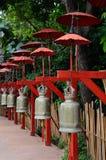Buddyjscy dzwony Obraz Stock