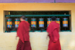 buddyjscy michaelita Fotografia Royalty Free