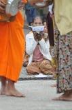 buddyjscy michaelita Thailand Fotografia Royalty Free
