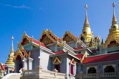 buddyjska świątynia Fotografia Stock