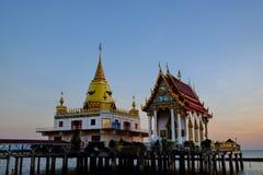 Buddyjska świątynia zdjęcie royalty free