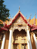 Buddyjska świątynia Kanchanaburi Zdjęcia Royalty Free