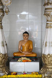 Buddyjska świątynia w Howrah, India obraz royalty free