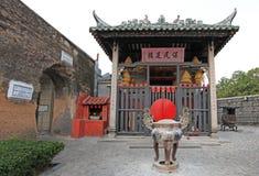 Buddyjska świątynia w Macau zdjęcie stock