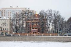 Buddyjska świątynia w StPetersburg Rosja Zdjęcie Royalty Free