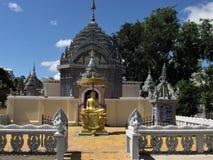 Buddyjska świątynia w Wietnam zdjęcia stock