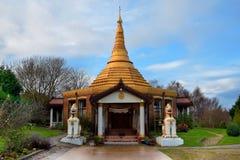 Buddyjska akademia w Birmingham Obraz Stock