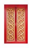 buddyjska drzwiowa świątynia obrazy stock