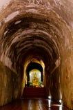 buddyjska statua Zdjęcie Royalty Free