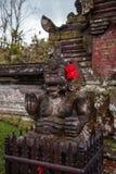 Buddyjska statua od Bali Indonezja obraz stock