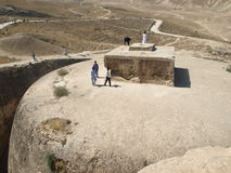 Buddyjska stupa w Samangan, Afganistan Fotografia Stock
