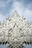 Buddyjska sztuki praca Tajlandia fotografia royalty free
