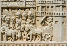 Buddyjski Craftsmanship Obrazy Stock