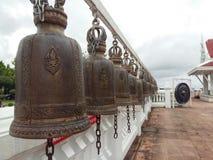 Buddyjski dzwon Fotografia Stock