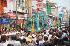 buddyjski festiwal Fotografia Stock