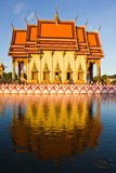 buddyjski kościół Zdjęcie Royalty Free