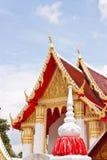 Buddyjski Kościół fotografia stock