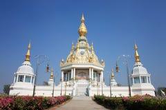 Buddyjski kościół Wata Thung milioner w Khon Kaen prowinci obraz stock