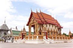 buddyjski kościelny Thailand zdjęcia royalty free