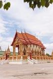 buddyjski kościelny Thailand obraz stock
