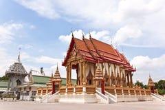 buddyjski kościelny Thailand obrazy royalty free
