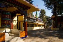 Buddyjski Kora spacer, McLeod Ganj, India Obraz Royalty Free