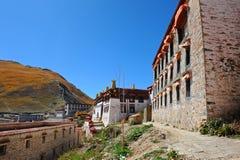 buddyjski monaster Zdjęcie Stock