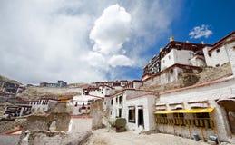 buddyjski monaster Zdjęcie Royalty Free