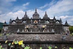 Buddyjski monaster w Bali zdjęcia royalty free